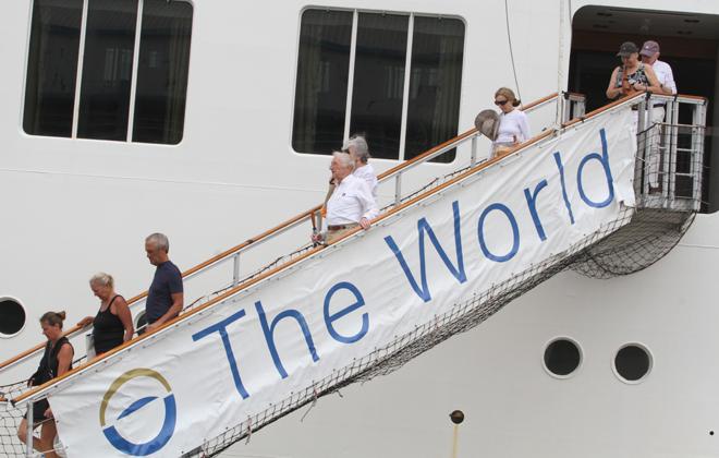 Mesmo com alta do dólar, promoção de passagens aéreas tem atraído brasileiros para cruzeiros no exterior. Foto: Nando Chiappetta/DP