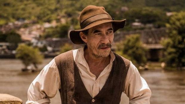 Belmiro é interpretado por Chico Díaz. Foto: TV Globo/Divulgação (Foto: TV Globo/Divulgação)