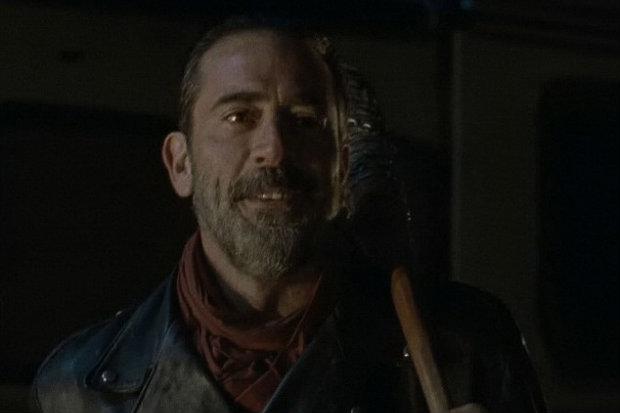 Jeffrey Dean Morgan como Negan. Foto: AMC/Reprodução