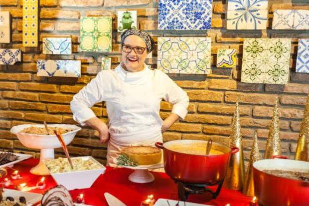 Chef Izabel Dias vai ministrar workshop sobre harmonizações durante a degustação. Foto: Casa dos Frios/Divulgação