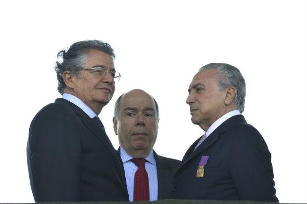 O pedido foi com base em manobras fiscais e edição de decretos de crédito suplementar sem autorização do Congresso Nacional. Foto: Elza Fiuza/ Agência Brasil.