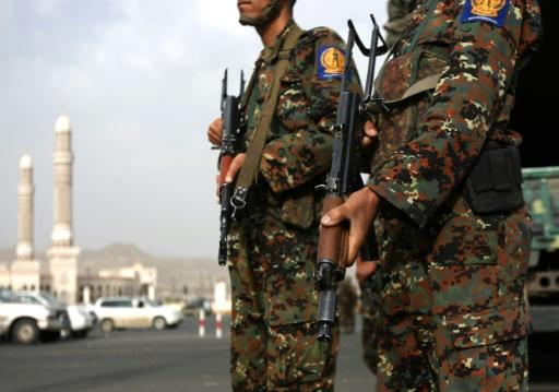 (Arquivo) Soldados iemenitas na cidade de Sanaa e 5 de agostos 2012 Foto: AFP/Arquivos Mohammed Huwais
