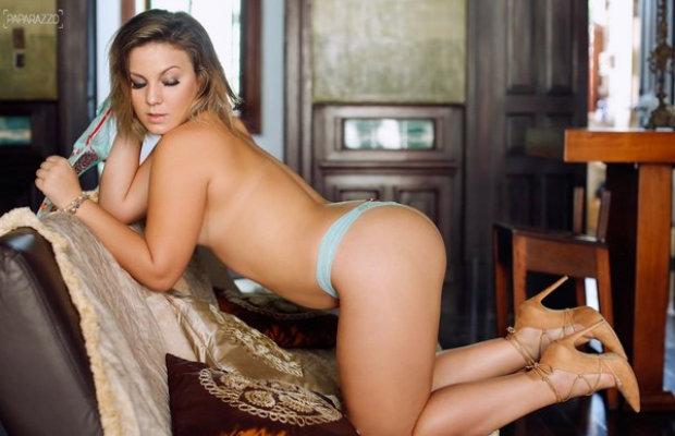 Na casa, a potiguar ficou conhecida pelo lado meigo. Foto: Paparazzo/Reprodução