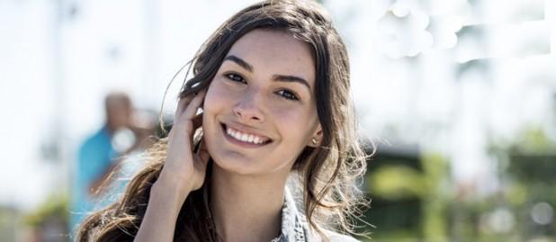 Marina Moschen interpreta Luciana. Foto: TV Globo/Divulgação (Foto: TV Globo/Divulgação)