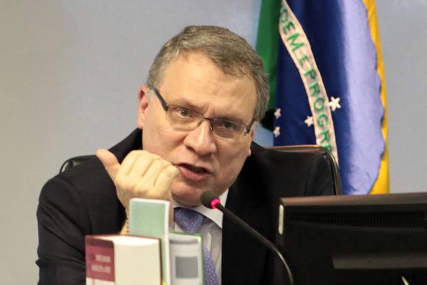 O ministro da Justiça disse que não ia tolerar vazamentos de informações de operações da Polícia Federal. Foto: Gil Ferreira/ AGCNJ.