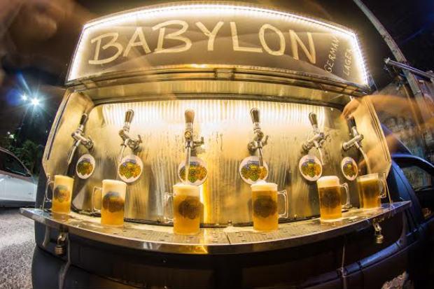 Babylon vai disponibiliar mais de 80 litros de cerveja durante o festival. Foto: Gui Freire/Divulgação