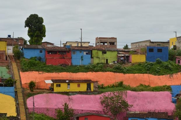 Cerca de 1800 famílias devem ser beneficiadas com as reformas. Foto: Malu Cavalcanti/Esp.DP