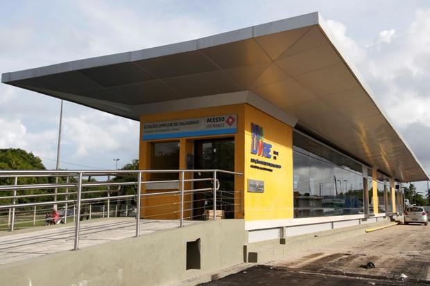 Complexo de Salgadinho deve ser aberta em maio, segundo promessa da secretaria de Cidades. Foto: Ricardo Fernandes/DP