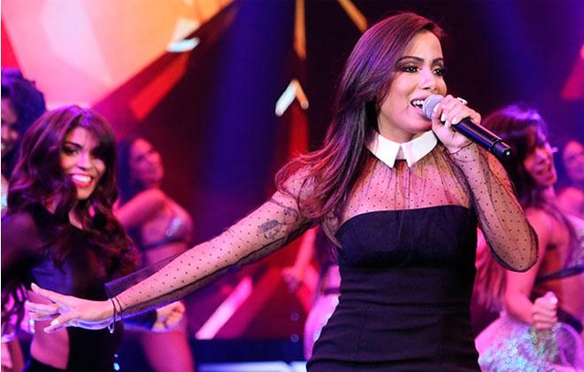 Cantora falou sobre suposto conflito com Ludmilla. Foto: Carol Caminha/Gshow