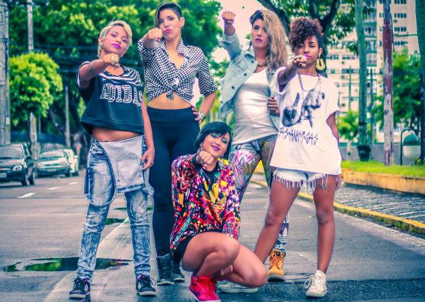 Gênero representado no hip hop com Projeto Arrete. Foto: APR/Divulgação
