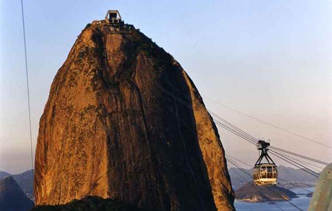 Entre os destinos nacionais, o Rio de Janeiro vem em primeiro lugar. Foto: Zuleika de Souza/CB/D.A. Press