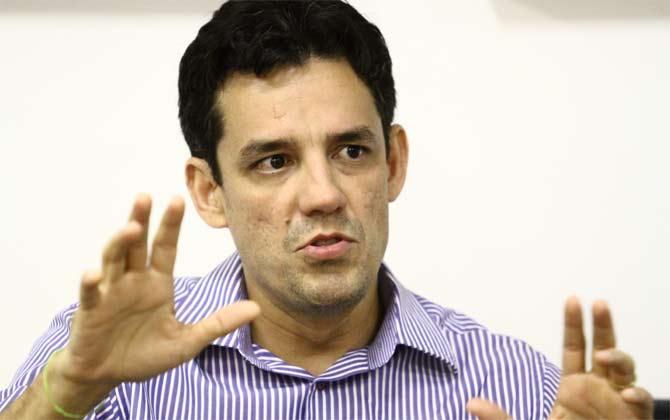 Daniel faz oposição ferrenha à gestão do PT no país. Foto: Paulo Paiva/DP/D.A Press