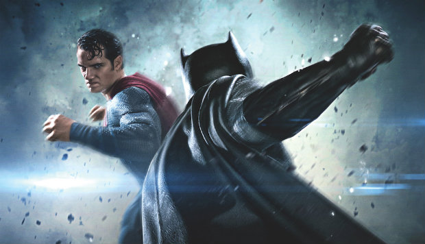 Conflito entre os heróis da DC Comics barrou a saga de Moisés. Foto: Warner Bros./Divulgação