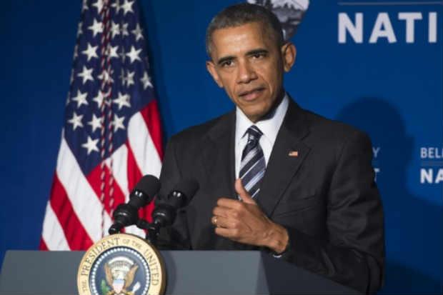 O presidente americano, Barack Obama, em Washington, DC, no dia 12 de abril de 2016. Foto: Saul Loeb/Arquivo/AFP