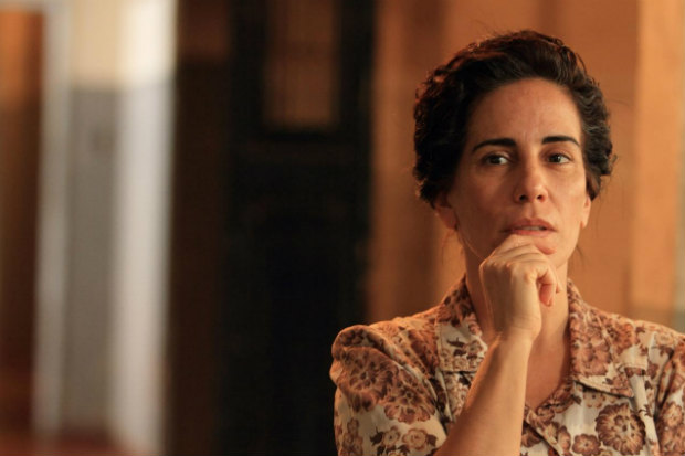 Cinebiografia de uma das mais importantes psiquiatras brasileiras é estrelada por Glória Pires. Foto: Vantoen Pereira Jr/Divulgação