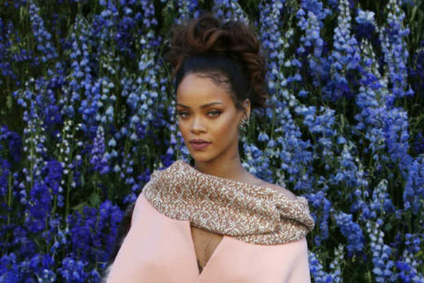 Rihanna ainda está longe do primeiro posto, ocupado pela cantora pop Mariah Carey, que reinou por 79 semanas no total. Foto: AFP/Arquivos PATRICK KOVARIK