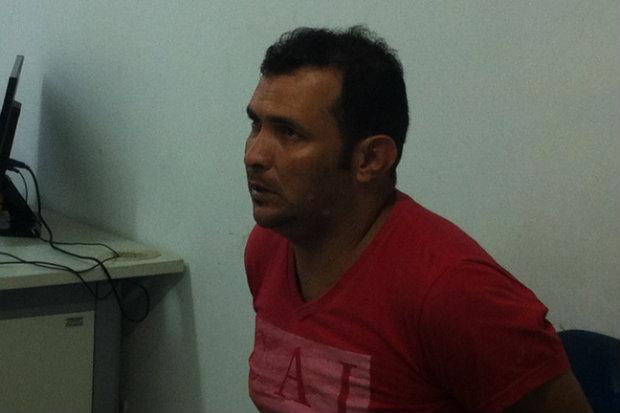 Geraldo Vieira da Silva é suspeito de ter cometido cinco estupros próximo ao campus. Foto: Paulo Trigueiro/ Arquivo DP