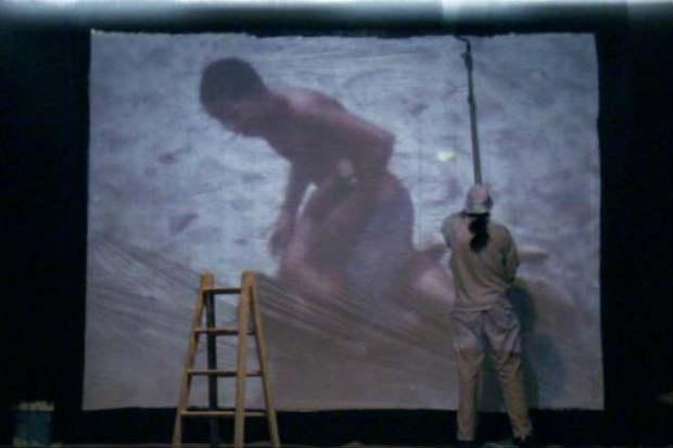 Artistas pioneiros no da arte audiovisual no país participam da mostra Filmes e Vídeos de Artistas na Coleção Itaú Cultural. Foto: Alberto Bitar/Divulgação