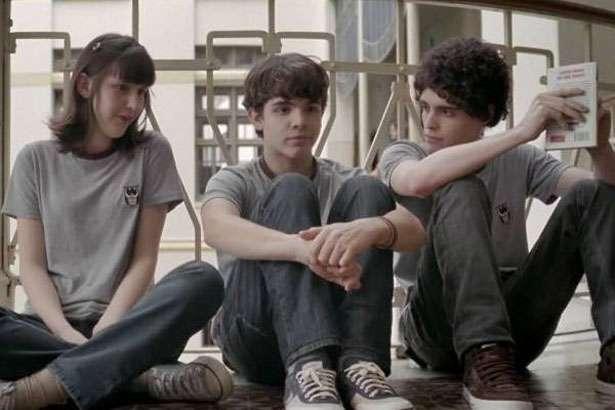 """""""Hoje eu quero voltar sozinho"""" é a história de dois garotos que se apaixonam. Foto: Lacuna filmes/Divulgação"""