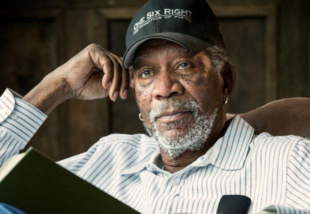 Morgan Freeman está na série Shakespeare revelado. Foto: BBC/Divulgação (Foto: BBC/Divulgação)