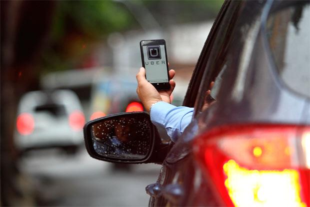 Publicitário responsável pelo documento diz não ter sido vítima de violência envolvendo taxistas e motoristas do Uber, mas se viu revoltado diante dos relatos recorrentes de agressão. Foto: Paulo Paiva/DP