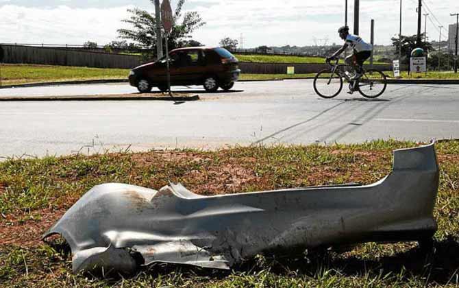 Na avaliação de especialistas, o comportamento dos motoristas mudou pouco nos últimos anos. Foto: Zuleika de Souza/CB/D.A Press