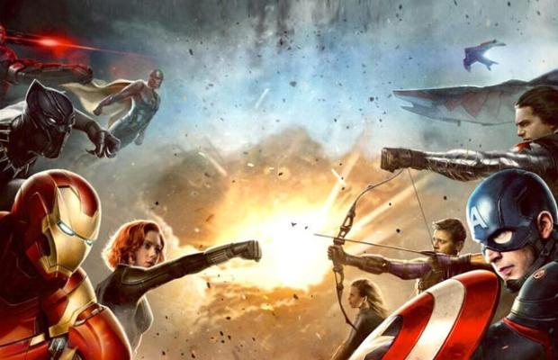 Filme é cheio de cenas de ação, mas equilibra bem drama e humor. Marvel Studios/Divulgação