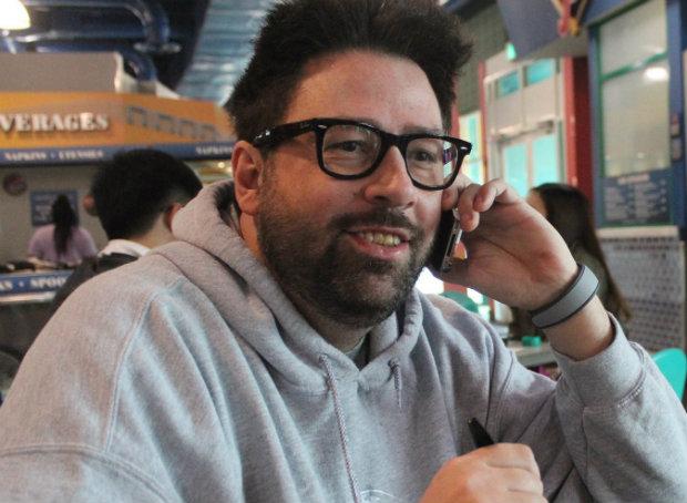 Filho de Mauricio de Souza completaria 45 anos no próximo dia 12. Foto: Way Comunicações