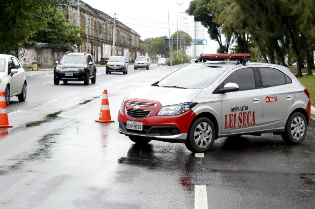 O objetivo é despertar um comportamento mais seguro e responsável sobre rodas. Foto: Rodrigo Silva/DP.