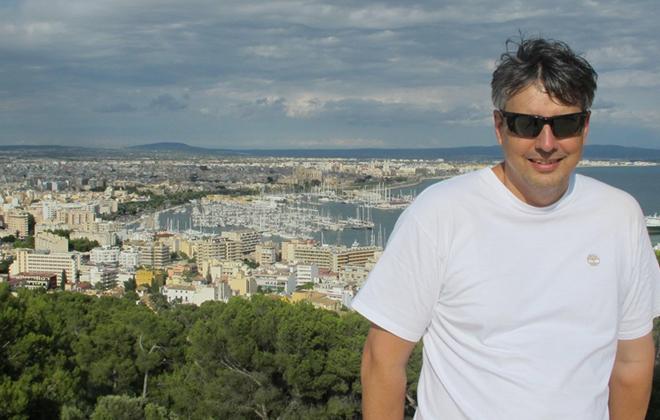O boutique hotel preferido de Gilmar Miranda fica em Majorca, na Espanha. Foto: Arquivo Pessoal