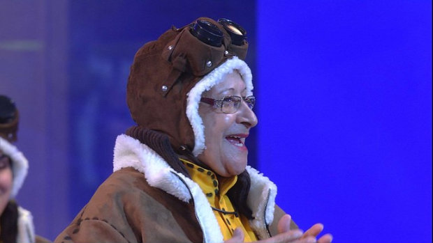 A mineira tem 63 anos. Foto: TV Globo/Divulgação