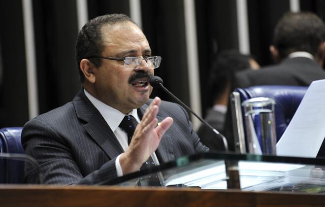 Maranhão está no exercício do cargo desde sexta-feira, após o STF ter decidido, por unanimidade, afastar Cunha. Foto: Geraldo Magela/Agência Senado