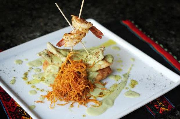 Chicama oferece menu fechado para quem procura onde almoçar. Foto: 4 Comunicação/Divulgação