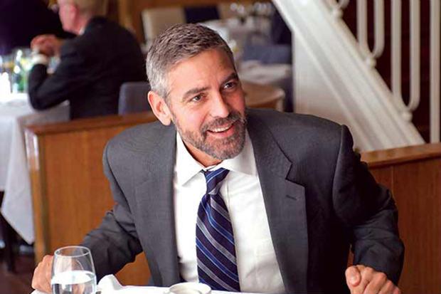 Ator George Clooney apoia Hillary Clinton. Foto: Studio Canal/Divulgação