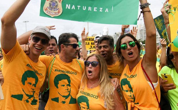 Nomes como Susana Vieira e Marcelo Serrado - que lamentou o fim do MinC - são favoráveis ao afastamento de Dilma Rousseff. Foto: Facebook/Reprodução