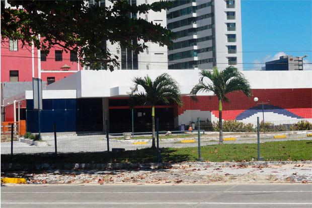 Cassino fechado no bairro de Brasilia Teimosa.Ministro diz que ideia é legalizar algo que já existe de forma ilegal. Foto: Greyce Falcao/Esp. DP