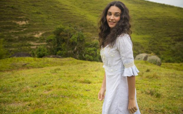 Débora Nascimento interpreta Filomena. Foto: TV Globo/Divulgação (Globo/Divulgação)
