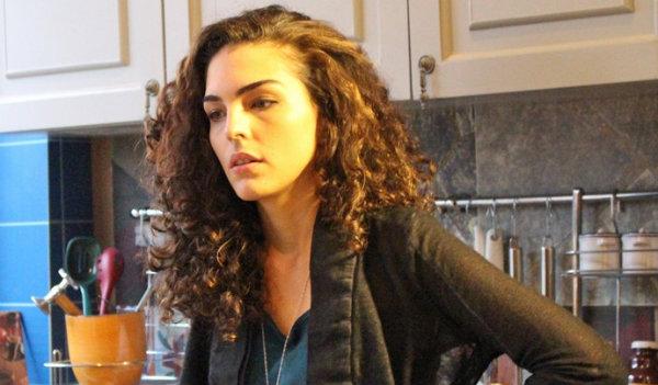 A recifense Julia Konrad interpreta Ciça. Foto: TV Globo/Divulgação