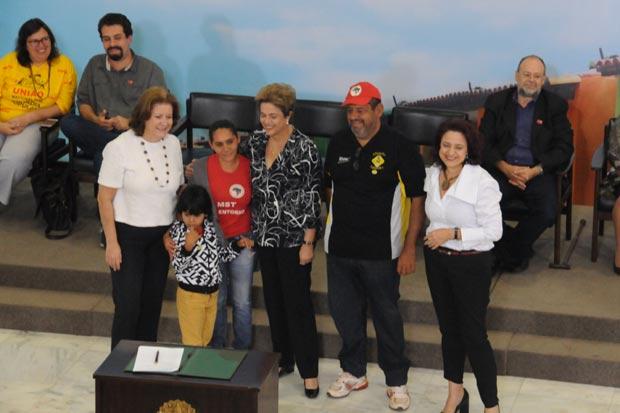 Dilma Rousseff anunciou o MCMV 3, pela primeira vez, em julho de 2014