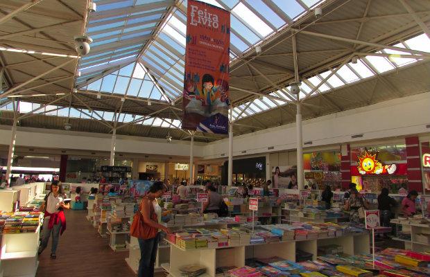 Shopping Guararapes vem realizando há alguns anos feiras e eventos dedicados à literatura. Shopping Guararapes/Divulgação