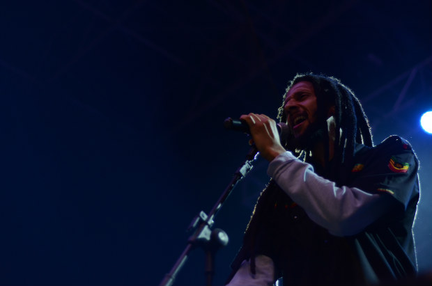 The Wailers foi a banda que acompanhou Bob Marley. Foto: Marcela Cintra/Esp.DP