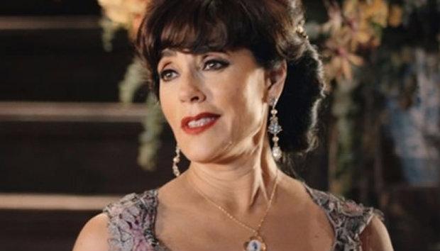 Christiane Torloni vive Iolanda na atual fase de Velho Chico. Foto: TV Globo/Divulgação