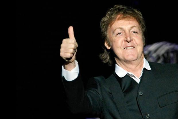 McCartney admitiu que as críticas recebidas no início dos Wings eram justas. Foto: Site Oficial/Reprodução