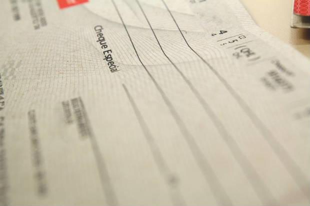 Taxa do cheque especial subiu 7,9 pontos percentuais, de março para abril. Foto: Marcos Santos/ USP IMAGENS