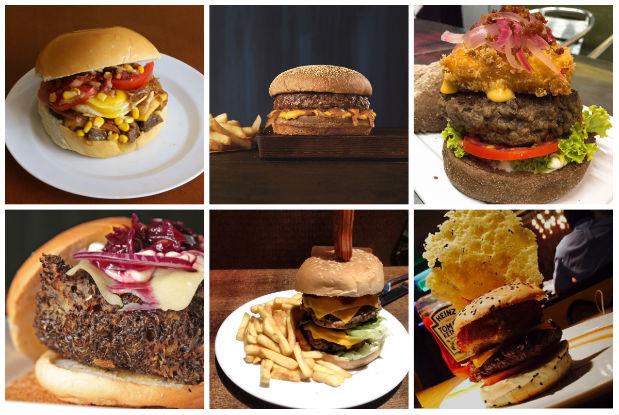Alimento que já foi símbolo de fast food hoje aparece em conceitos mais gourmet.Fotos: Brenda Alcantara/Esp DP, Taciana Teti/Divulgacao