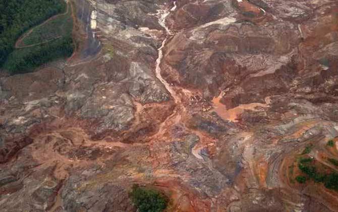 Ambientalistas e autoridades consideram a trag