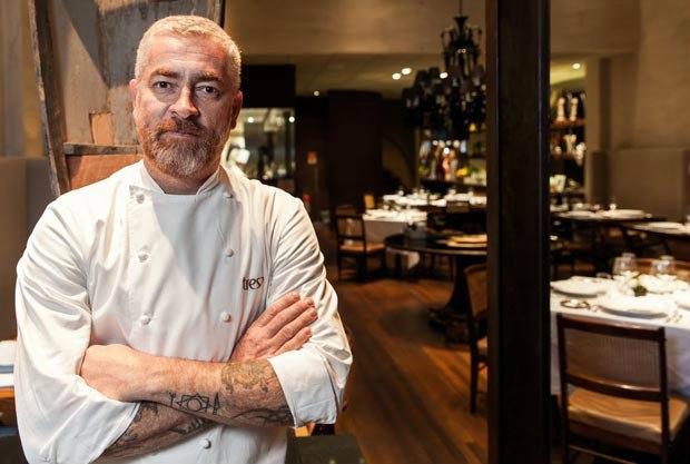 Restaurante brasileiro do chef Alex Atala já figurou a terceira posição da lista em 2014. Foto: Rubens Kato/Divulgação