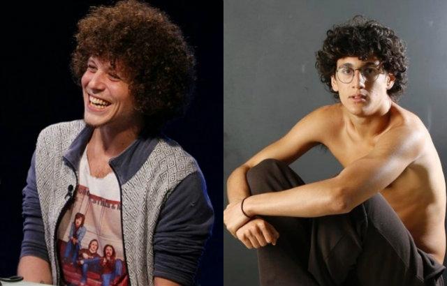 Chico Chico, filho da cantora Cássia Eller, e Tom Veloso, filho de Caetano Veloso, seguem os passos dois pais. Foto: Reprodução/Facebook