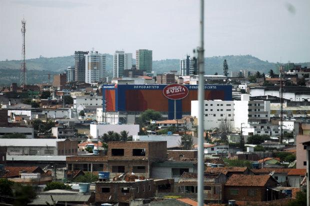 O município fica em uma área sismicamente ativa. Foto: Roberto Ramos/DP.