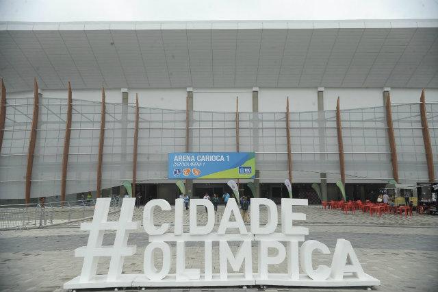 Na foto, a Arena Carioca que vai receber jogos de basquete. Foto: T